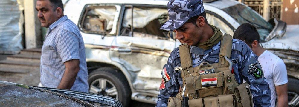 Police Deploy in Kirkuk as Tensions Rise Before Kurdish Vote
