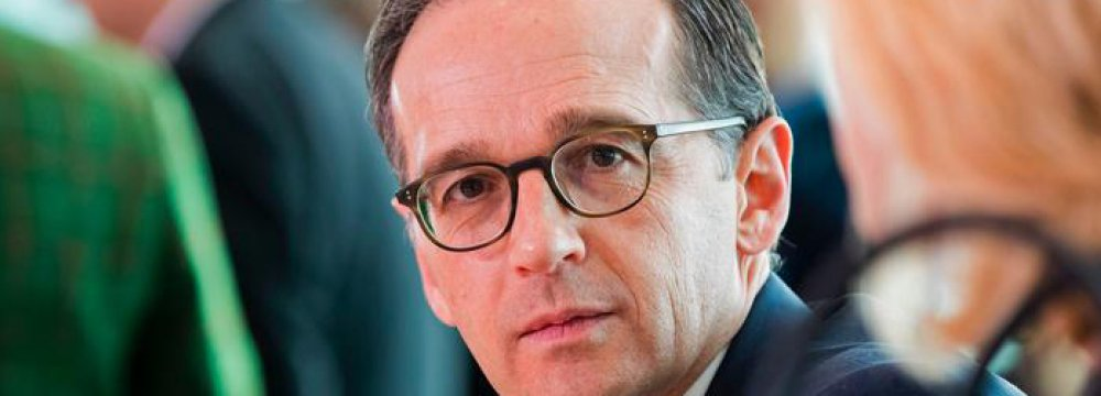 Maas to Revive Trilateral Talks With Poland and France