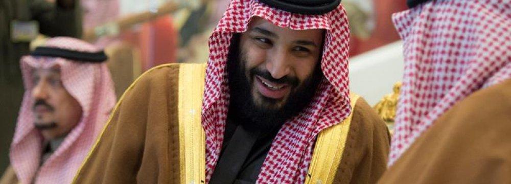 Activists Demand UK Cancel Mohammed Bin Salman Visit