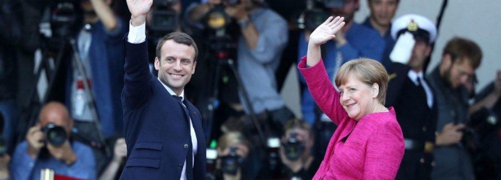 Merkel and Macron: New Power Couple to Shake Up Europe