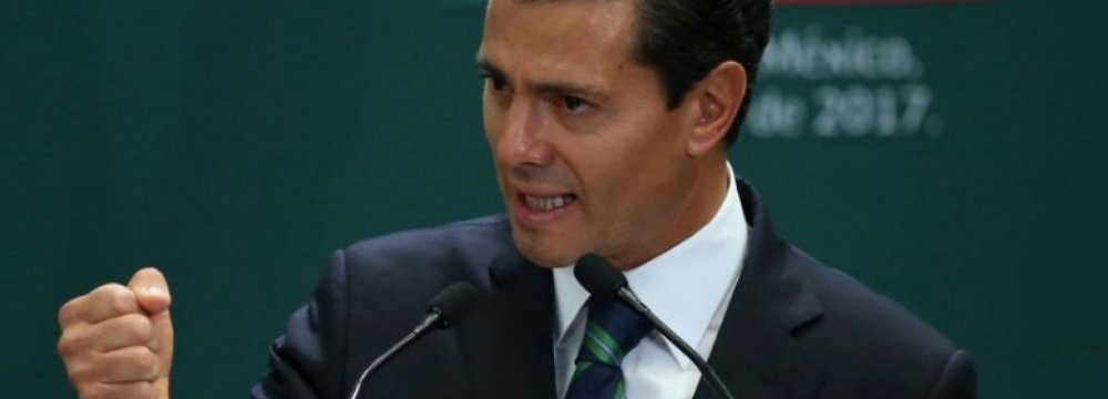 Mexico Opposition Leaders Eye  Presidential Poll Alliance