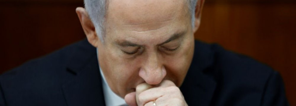 Netanyahu Grilled on New Fraud Case