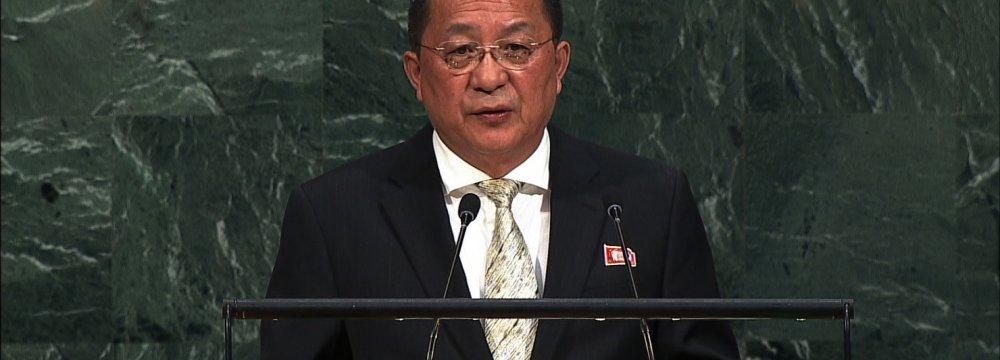 Renewed Tensions Between US and North Korea