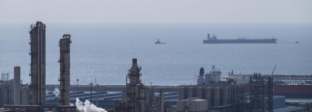 Iran Increases April Asia-Bound Crude OSPs