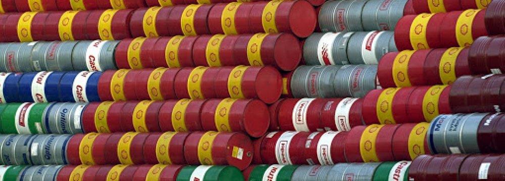 Crude Prices Snap 4-Day Winning Streak