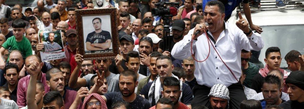 Dozens of Palestinians Injured by Israelis