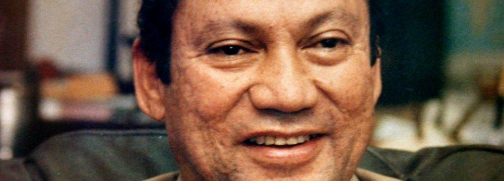 Panama Ex-Dictator Noriega Dead at 83