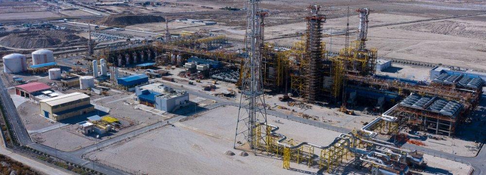$1 Billion Gas Refinery Opens in Fars Province