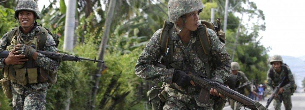 Philippine marines (File Photo)