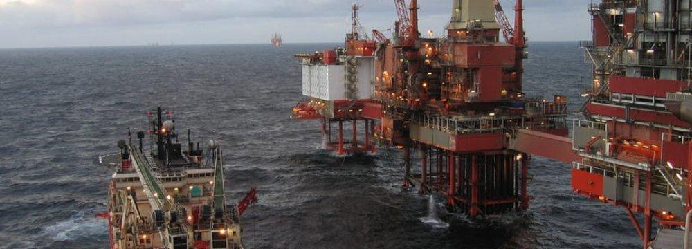 Crude Oil Futures Tick Up