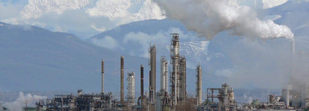 Oil Nears $70