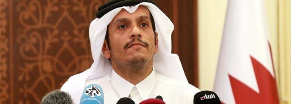 Sheikh Mohammed bin Abdulrahman Al Thani
