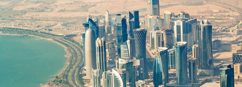 Qatar has been under a transportation blockade by its Arab neighbors since June 5.