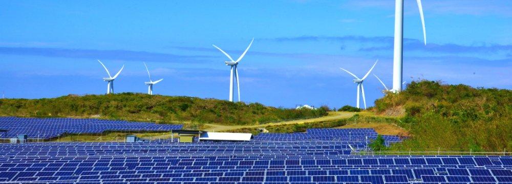 Worldwide Renewable Capacity Set for 50% Growth