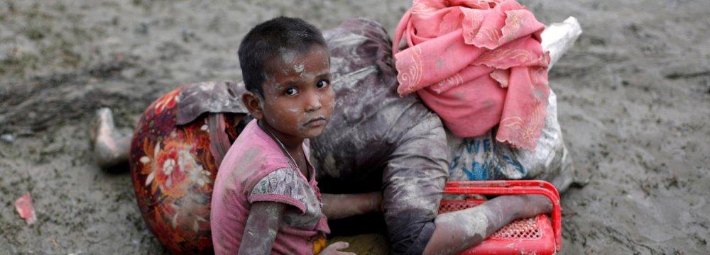 UN Expert: Myanmar Events Bear Hallmarks of Genocide