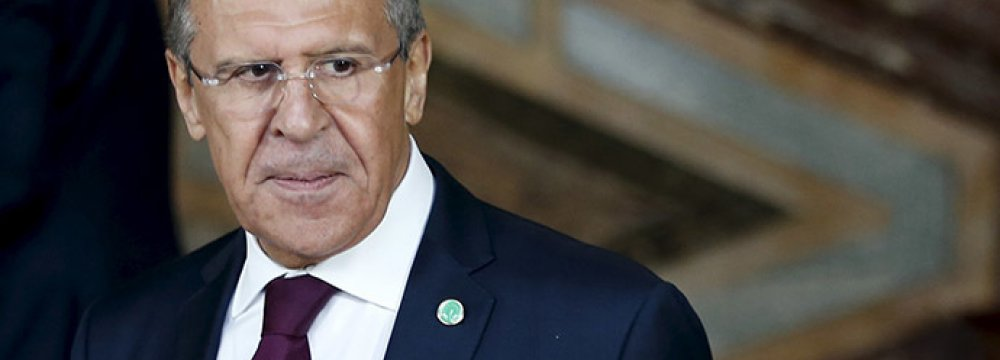 Russia Says OPCW Does Not Prove Assad Role