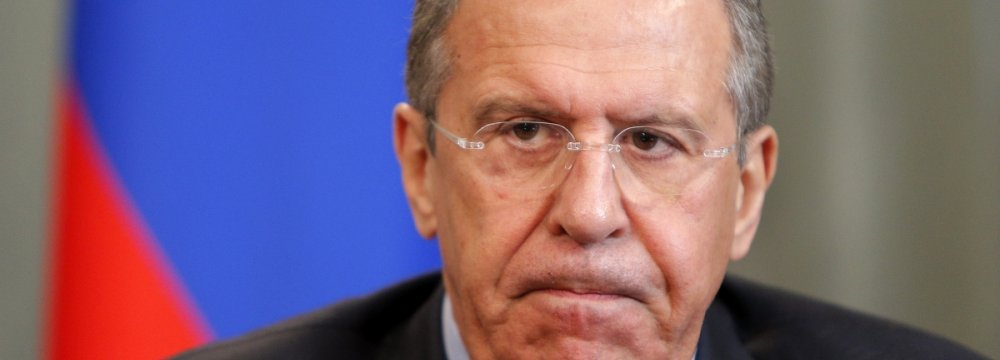 Russia Outraged at Prolonged Diplomatic Row With US