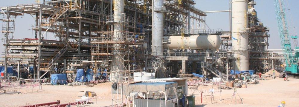 Hyundai Abandons $520m Iran Petrochem Project