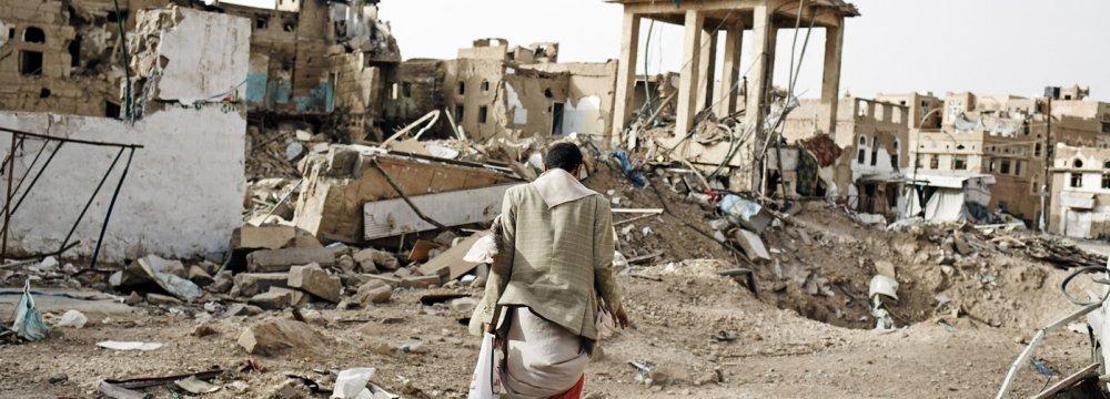 Saudi Arabia Rejects Call for UN Probe Into Yemen War Crimes