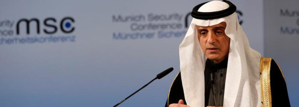 Saudi Minister Tells Germany It Will Find Weapons Elsewhere