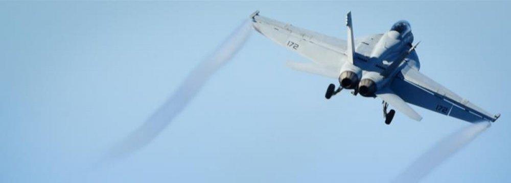 US Jet Downs Syrian Plane in Raqqa