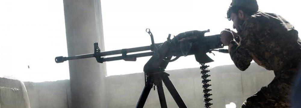 US Attack on IS Prison Kills 57
