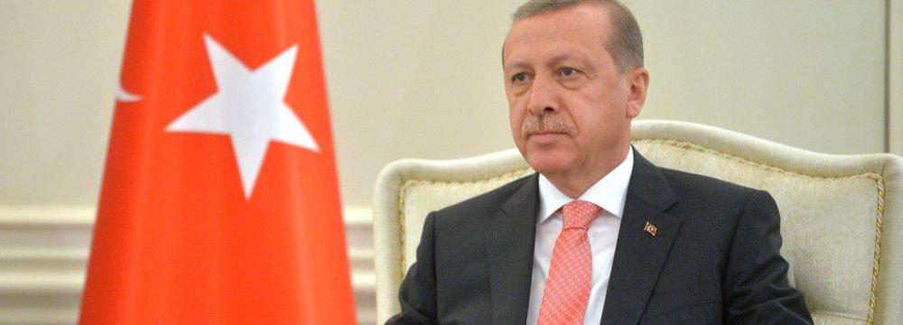 Turkey's Nationalist Opposition to Back Erdogan in 2019 Election