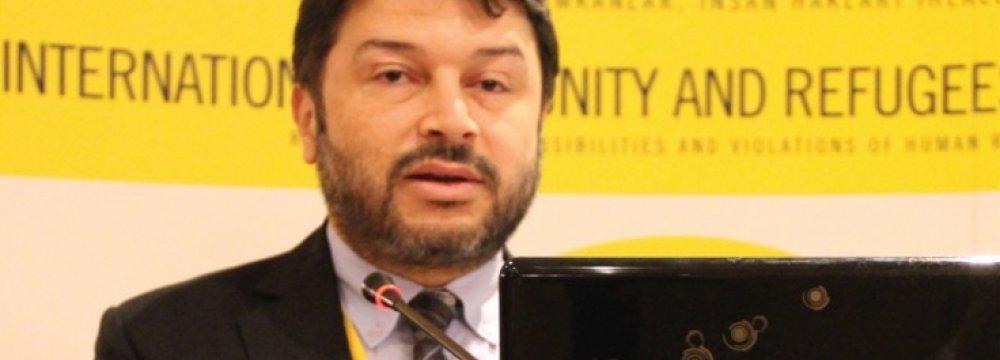 Turkey Arrests Head of Amnesty Over Gulen Links