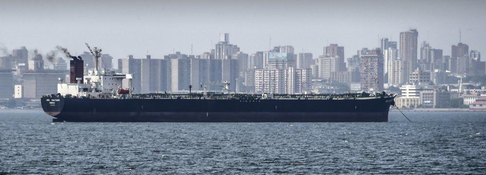Iranian Ships Bring Gasoline to Fuel-Thirsty Venezuela