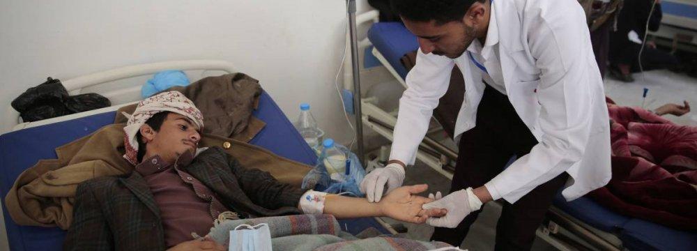 Cholera Outbreak Sparks Emergency in Sana'a