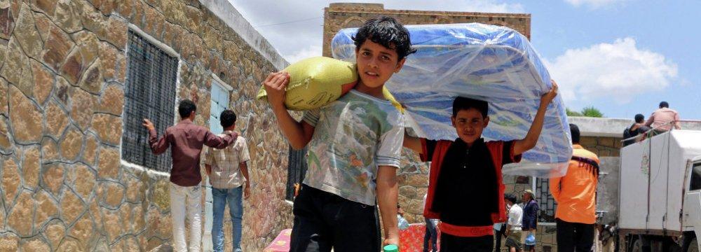 Care International Calls on Saudi-Led Coalition to Ease Blockade