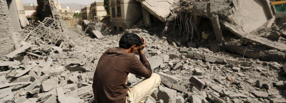 Airstrike in Yemen Kills 35 People