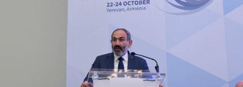 Armenia Ready to Act as Platform for Closer EEU-Iran Economic Relations