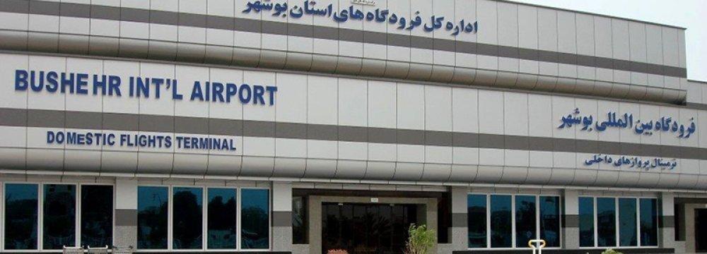 Bushehr-Kish Flights Launched