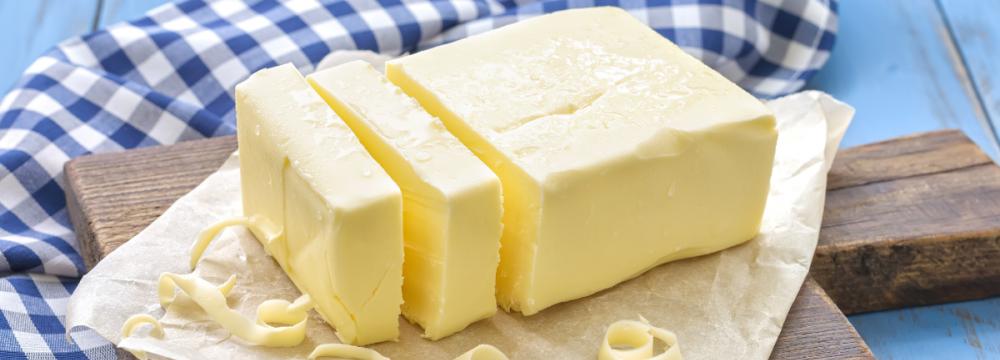 Domestic Butter Consumption Tops 45,000 Tons p.a.