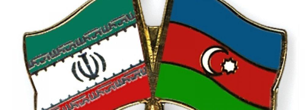 Iran's Non-Oil Trade With Azerbaijan Up 35%