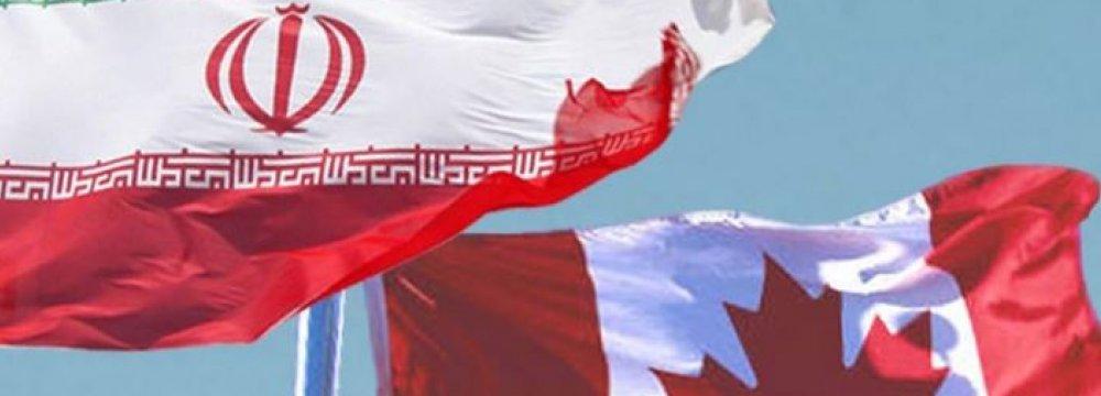 Iran's Non-Oil Trade With Canada Tops $110m