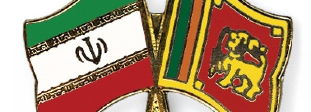 Iran's Non-Oil Trade With Sri Lanka Exceeds $140m