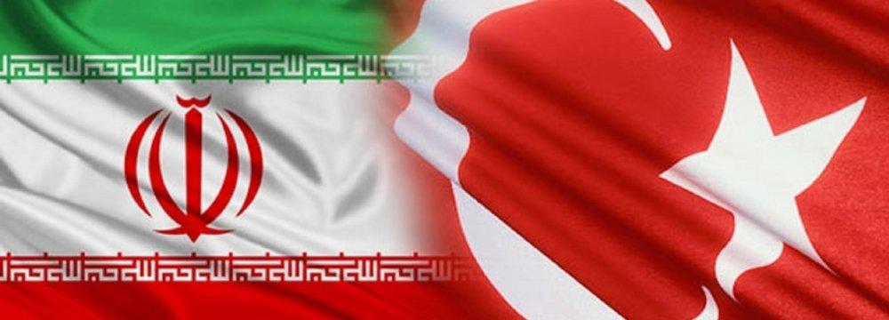Iran's Trade With Turkey Tops $4 Billion