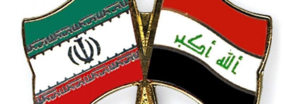 Iran's Share of Iraqi Market Near 20%