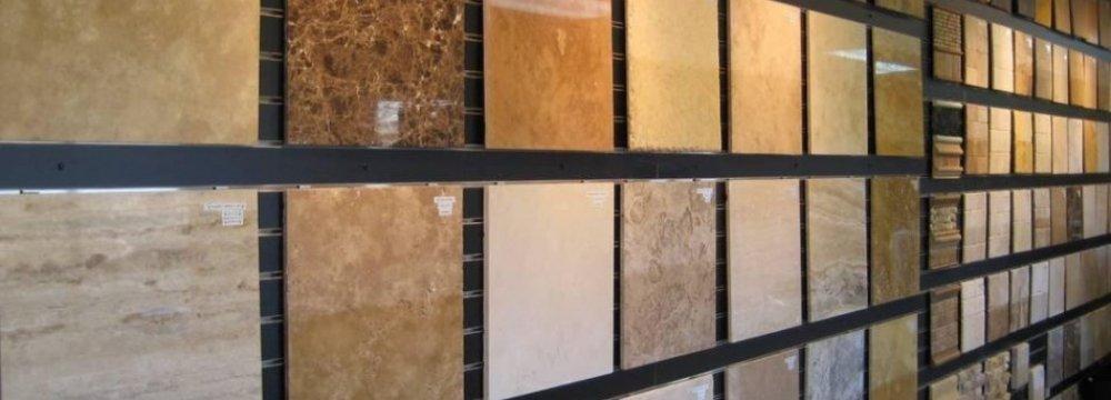 Iran's Tiles, Ceramics Exports  to Pakistan Reach $20 Million