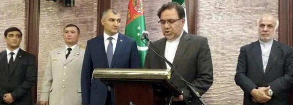 Iran-Turkmenistan Trade at $1.7b in 2016
