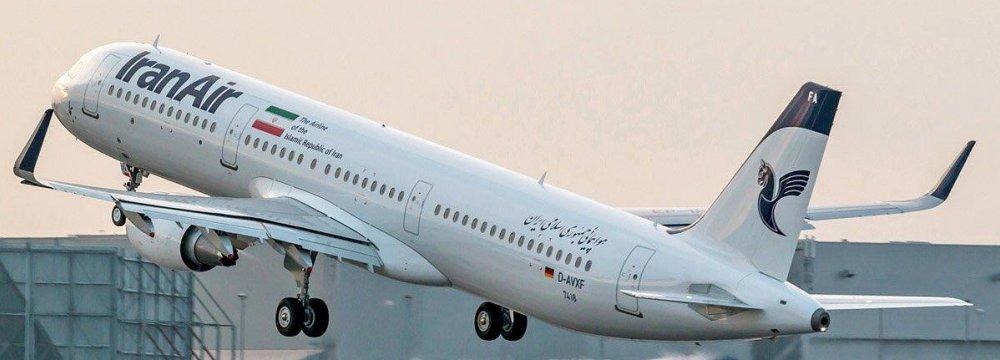 IranAir to Resume Flights to Ankara