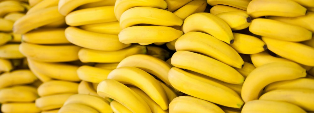 Banana Containers Held Up at Customs