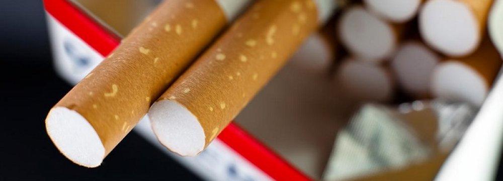 36% Rise in Iran's Cigarette Tax Revenues