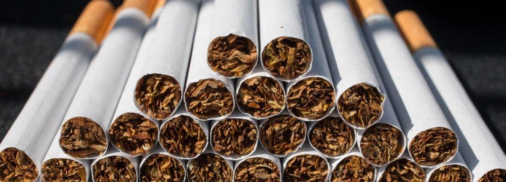 Cigarette Smuggling Declines