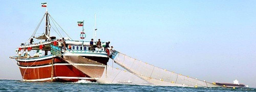 Fishing Ban in Bushehr