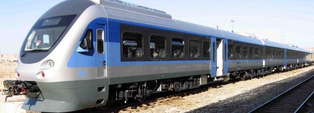 China to Finance 88% of Tehran-Mashhad Rail Project
