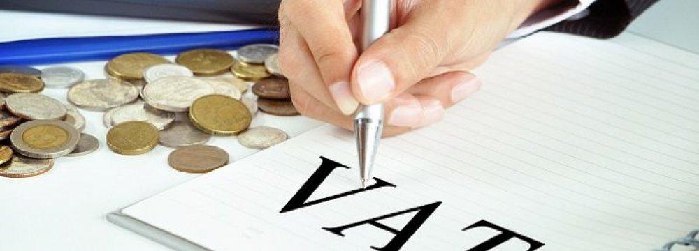 VAT Revenues Top $3 Billion in Four Months