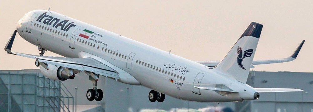 IranAir to Operate Flights to France, Pakistan